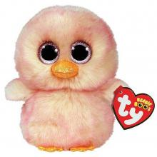 TY Beanie Boo's Knuffel Kuiken Feathers 15 cm