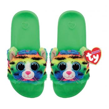 TY Fashion Slippers Tijger Tigerly Maat 32-34