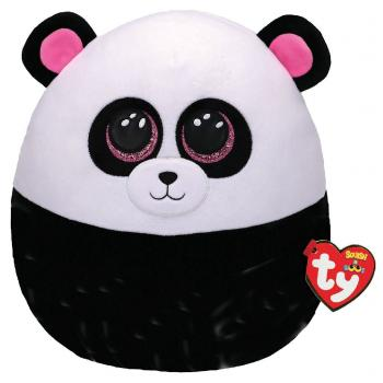 TY Squish A Boos Panda Knuffelkussen Bamboo 31 cm